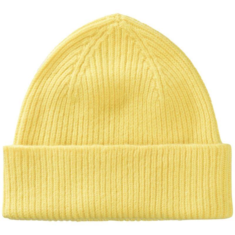 Le Bonnet Acid Yellow Beanie