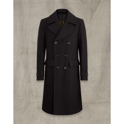Foto van Belstaff New Milford Coat Black