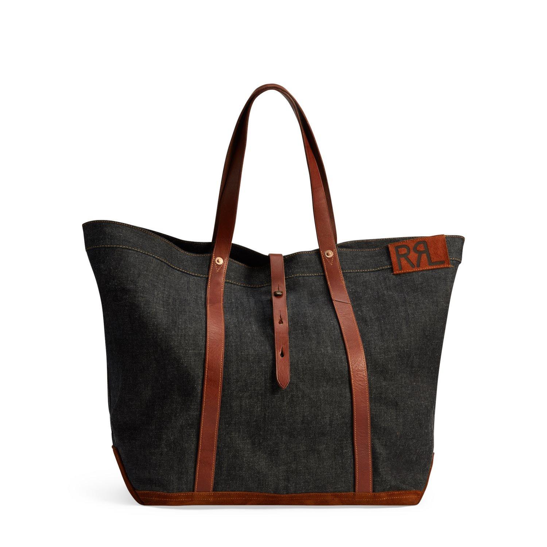 Ralph Lauren RRL Howard Tote-Tote Bag
