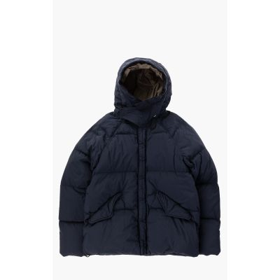 Foto van Ten C Arctic Down Parka Blue