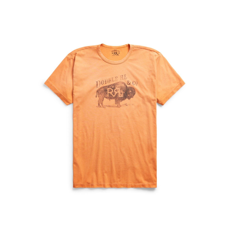 Ralph Lauren RRL Orange T-Shirt