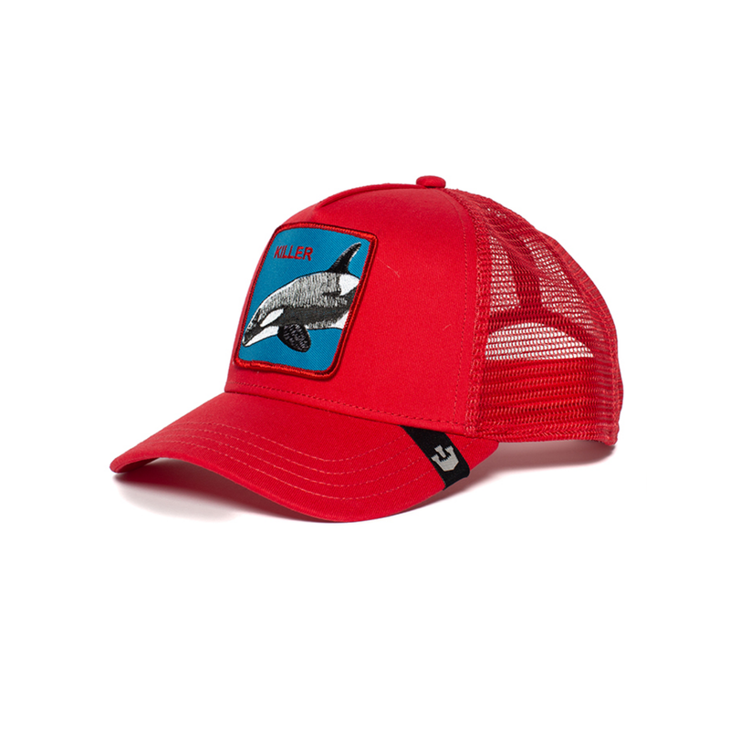 Goorin Bros Cap Killer Red