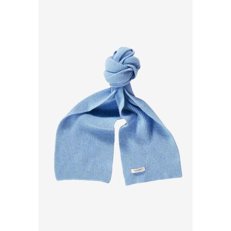 Le Bonnet Light Blue Sky Scarf
