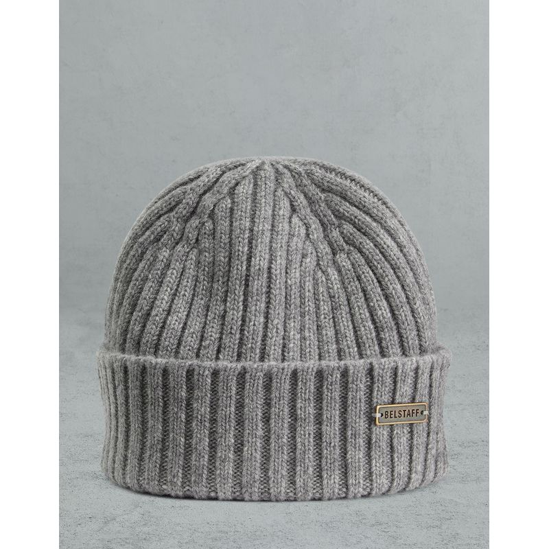 Belstaff Watch Hat Grey