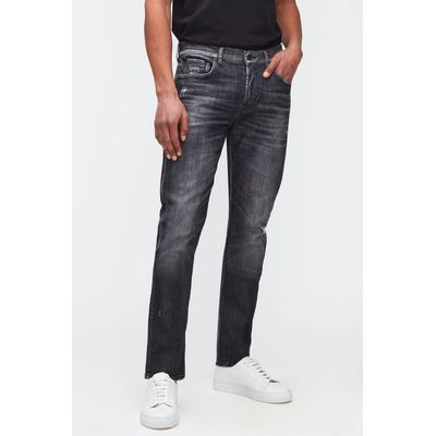 Foto van 7 For All Mankind Slimmy Tapered Must-Have Black