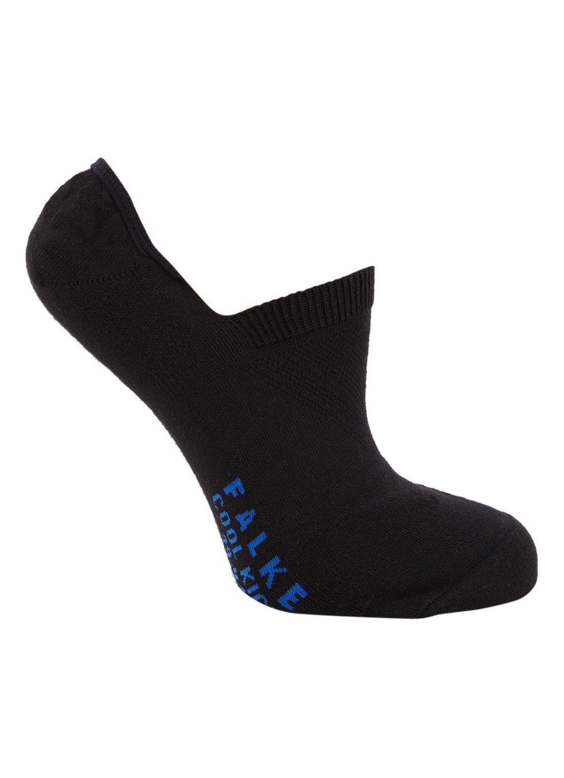 Falke Coolkick Sneakersokken Zwart