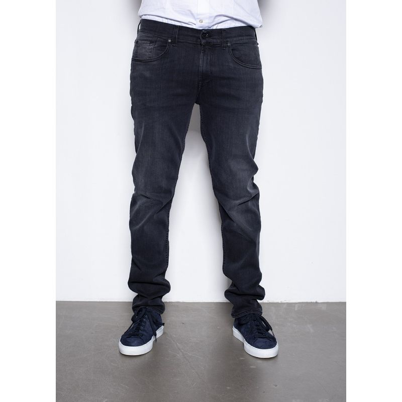 7 For All Mankind Slimmy Luxe Black