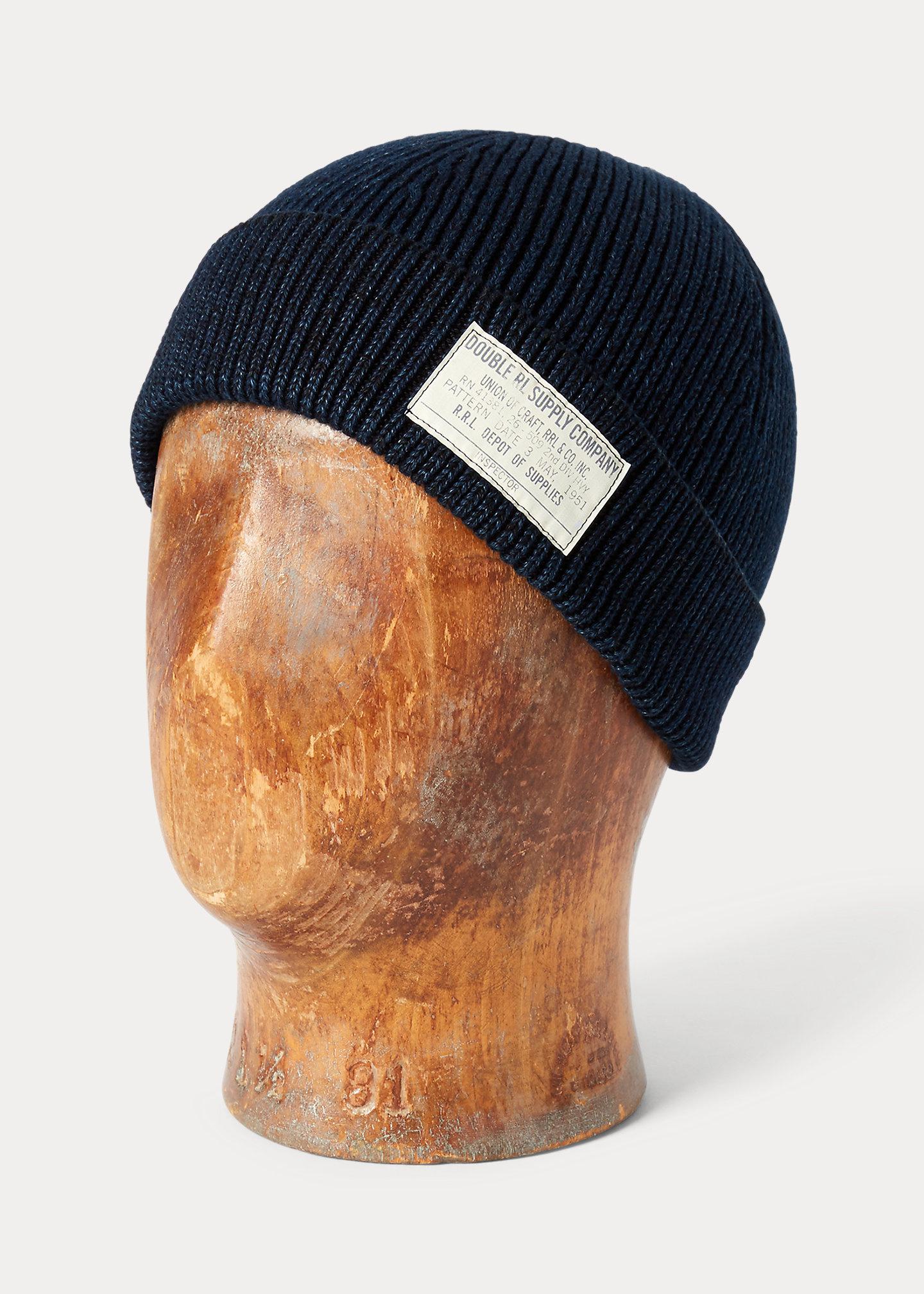 Foto van Ralph Lauren RRL Watch Cap-Hat