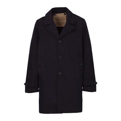 Foto van Ten C Rain Coat Black