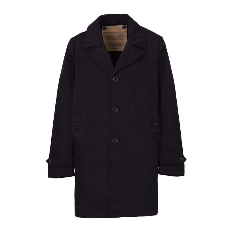 Ten C Rain Coat Black