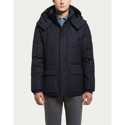 Foto van G-Lab Revo Coat Navy