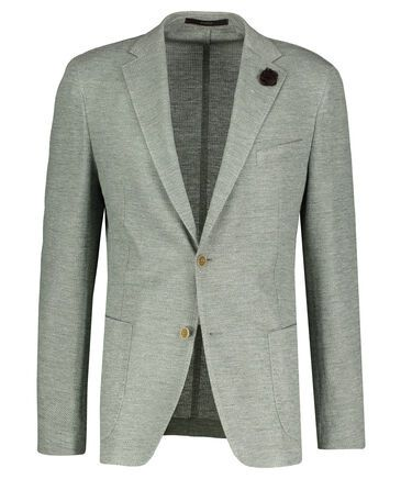 Windsor Giro Linnen Jacket Grey