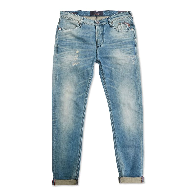 Blue de Genes Repi Engreen Treated Jeans