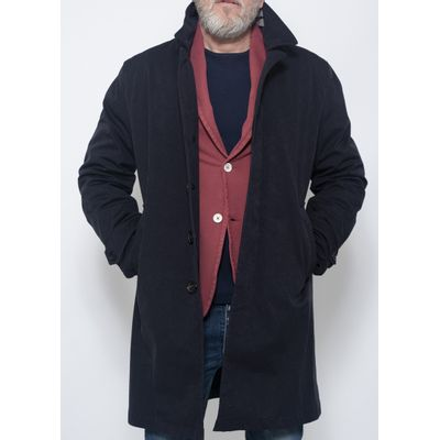 Foto van Ten C Rain Coat Navy