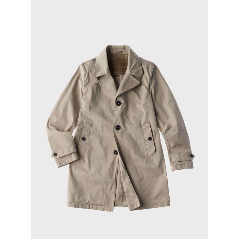 Ten C Rain Coat Taupe