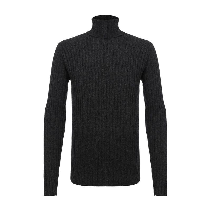 Aspesi Turlteneck Sweater Antracite