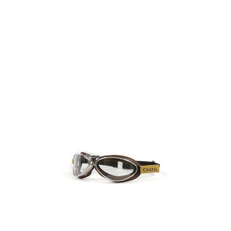 Chapal Retro Goggles Brown