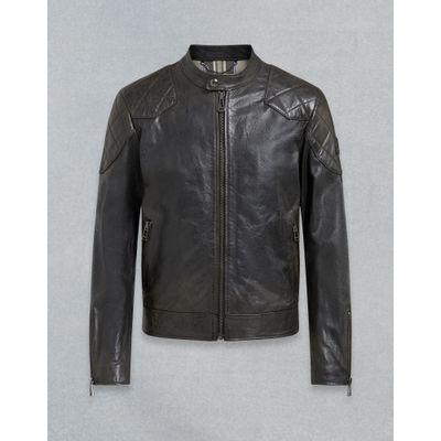 Foto van Belstaff Outlaw Black Leather