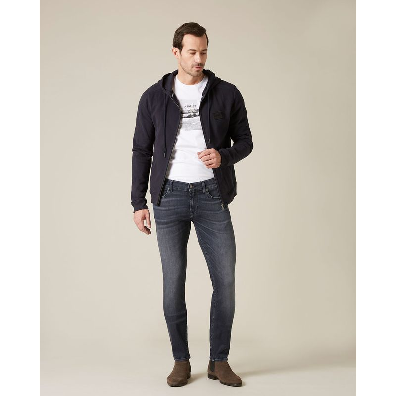 7 For All Mankind Ace Grey