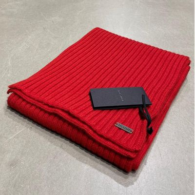 Foto van Belstaff Watch Scarf Red