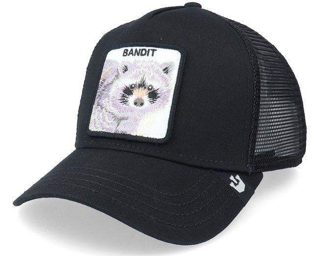 Goorin Bros Cap Bandit Black