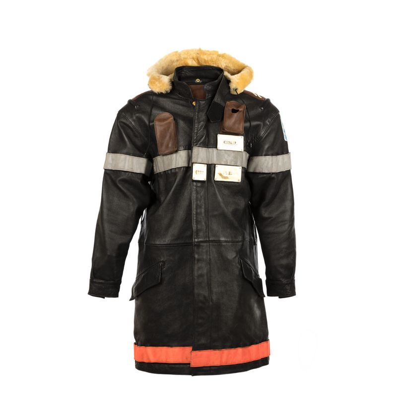 Chapal Firefighter Coat