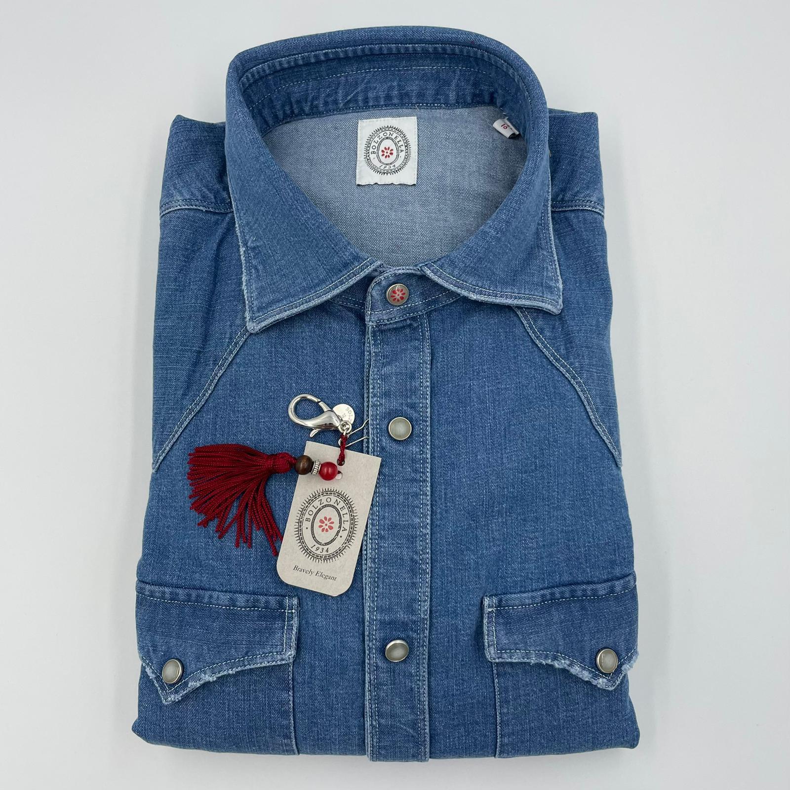Afbeelding van Bolzonella Western Jeans Medium