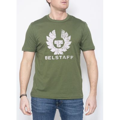 Foto van Belstaff Coteland 2.0 T shirt Olivine