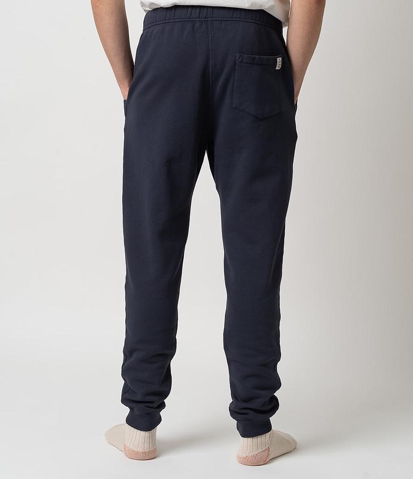 Afbeelding van Merz b. Schwanen SP03 Denim Blue Sweatpants