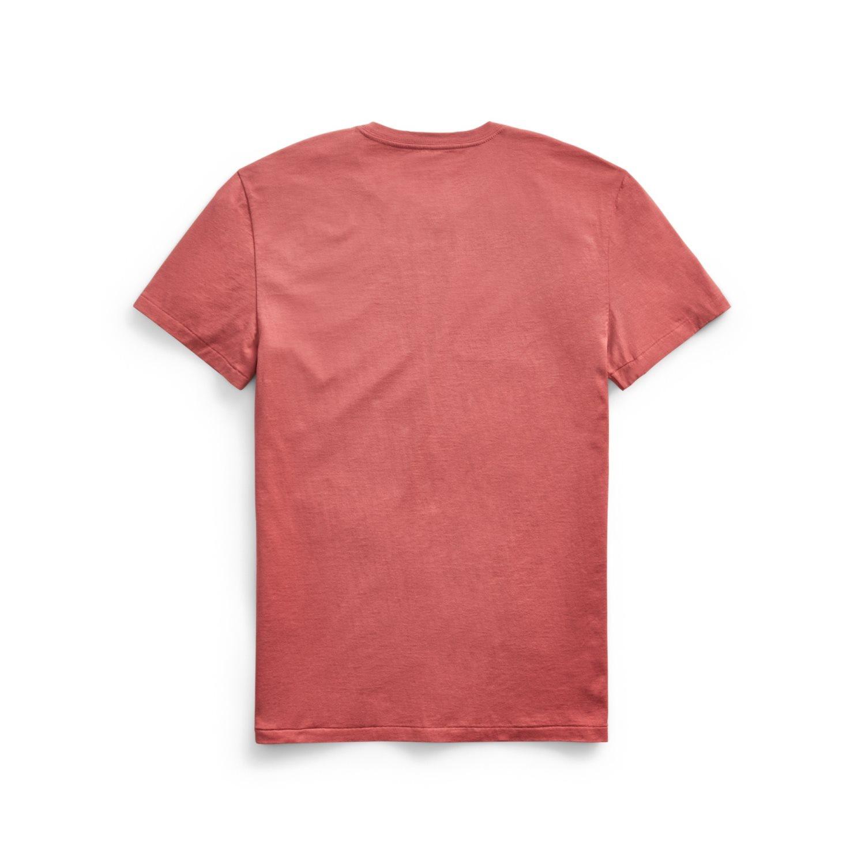 Foto van Ralph Lauren RRL Cotton Jersey Crewneck T-Shirt