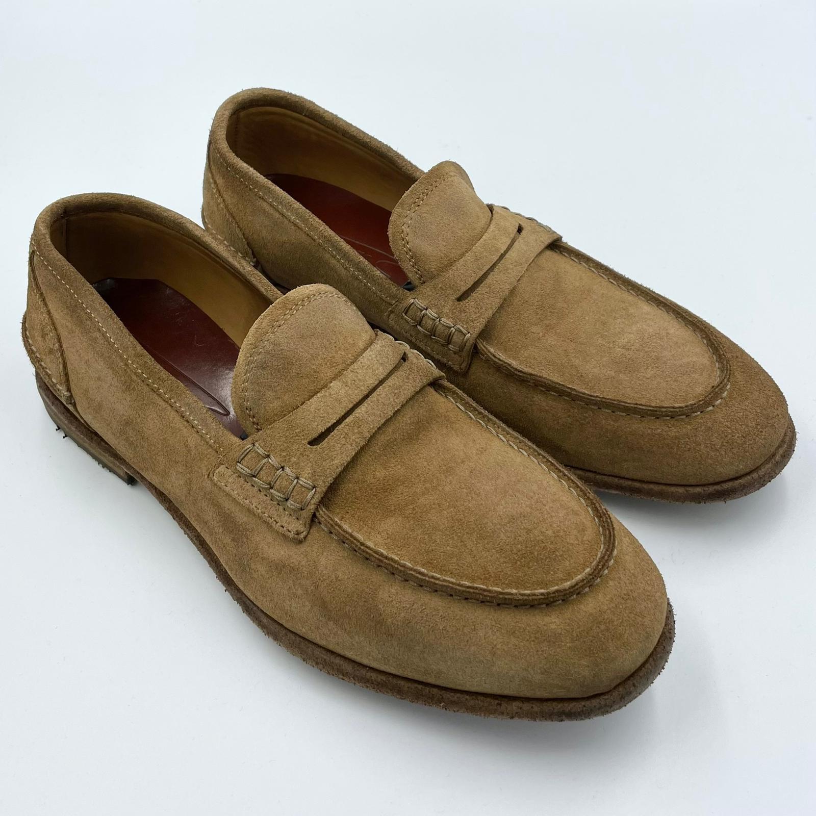 Lemargo Suede Clipper Loafer