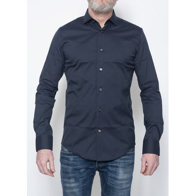 Foto van Kris K Boston Milano Shirt Navy