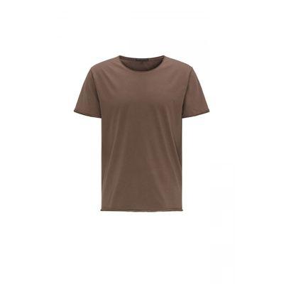 Foto van Drykorn Kendrick T-shirt Brown