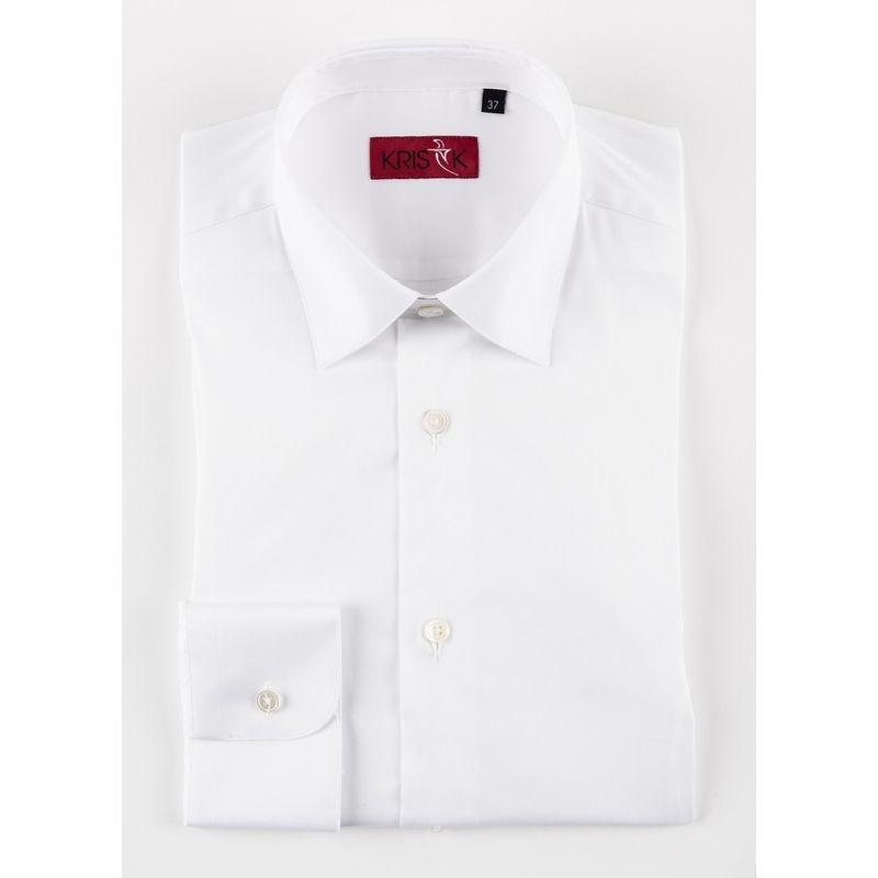 Kris K Boston Milano shirt Wit